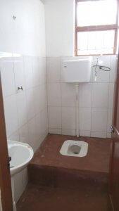Toilette Upendo Schule
